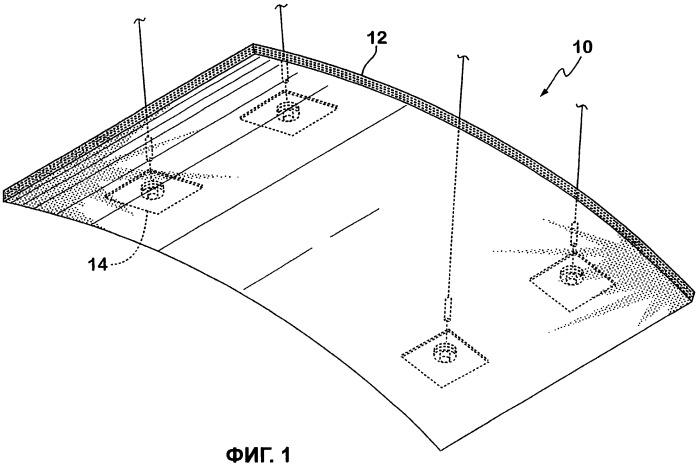 Система звукопоглощающих навесов