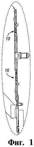 Кольцевой самоуплотняющийся узел (варианты), устройство заканчивания скважины с подводным устьем и способ получения кольцевого уплотнения