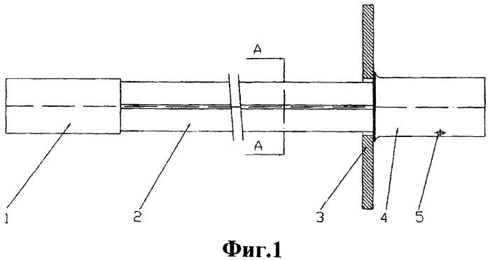 Фрикционный трубчатый анкер и раздувающий адаптер для него