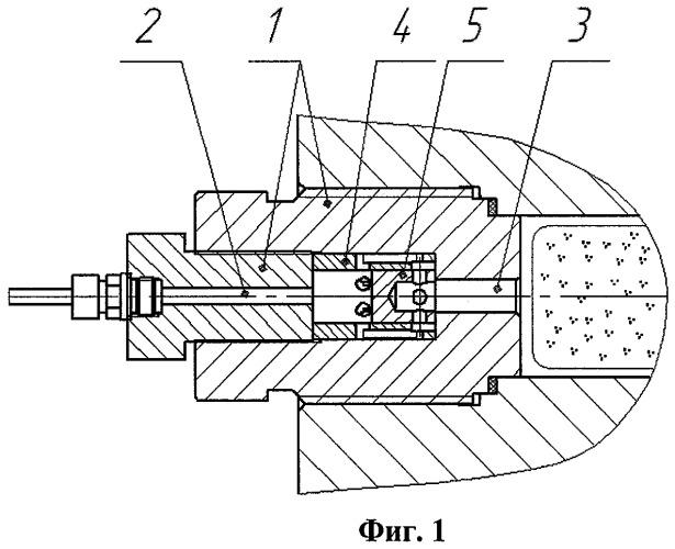 Обратный клапан для перетекания высокотемпературного газа
