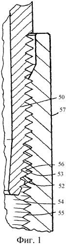 Резьбовое трубное соединение