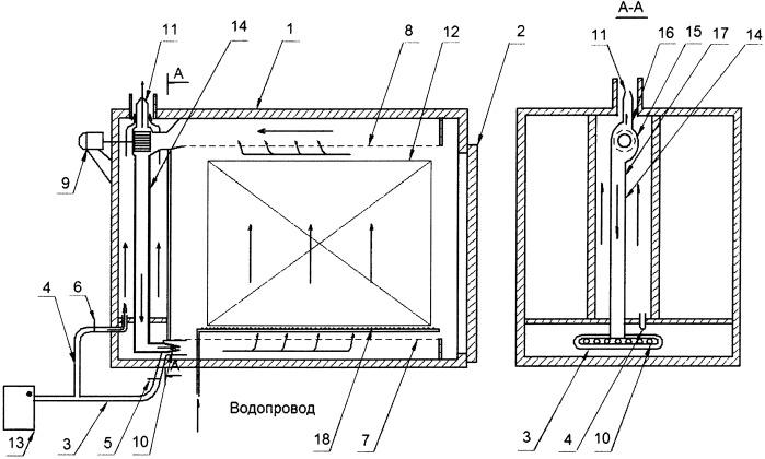 Способ и устройство сушки и термической обработки древесины