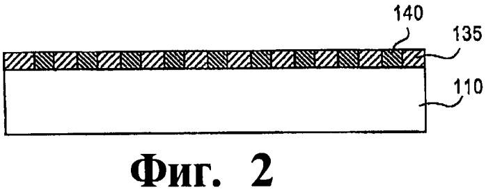 Способ изготовления нанопроволок, матрица нанопроволок из нитридов элементов iii группы периодической таблицы (варианты) и подложка (варианты)