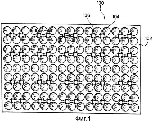 Способ изготовления вафельных корпусов, вафля и пластина для осуществления способа