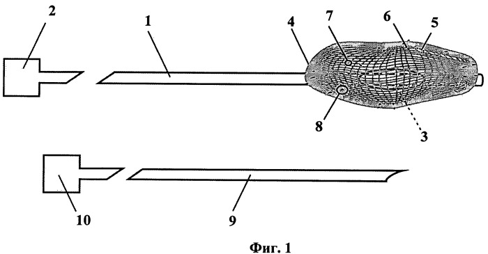 Аппарат для баллонной кифопластики позвонка