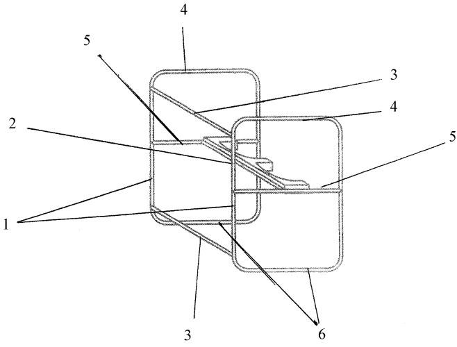 Ходунки для двигательной реабилитации пациентов с осложненной травмой позвоночника