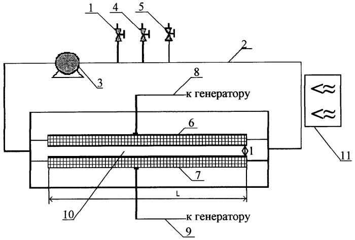 Способ получения нанодисперсных металлов в жидкой фазе