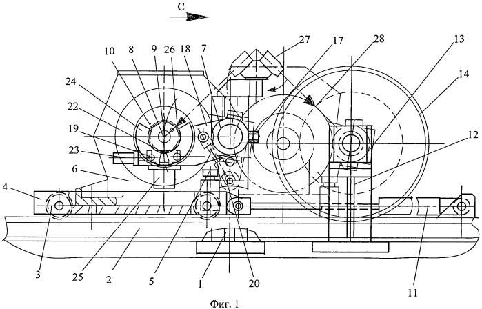 Способ сборки колесно-моторных блоков локомотивов