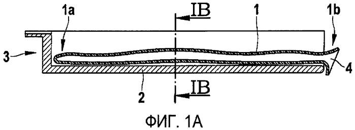 Способ изготовления конструктивного компонента из армированного волокнами композиционного материала, предназначенного для воздушного или космического летательного апарата, и формовочный стержень для изготовления такого компонента