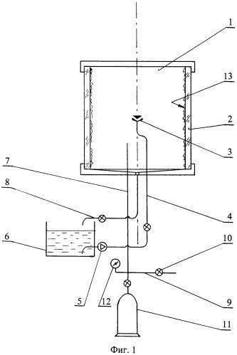 Способ и устройство для создания ледяных узоров