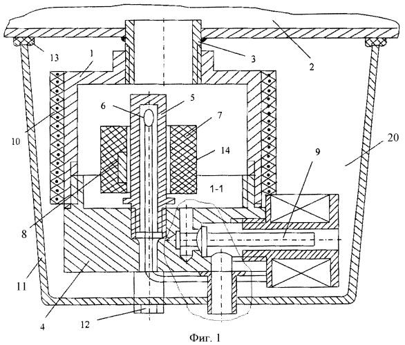 Устройство для удаления конденсата из главного резервуара локомотива