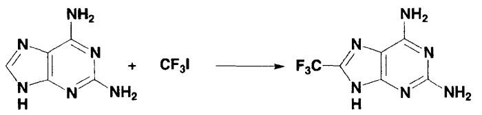 Реакционный реагент для трифторметилирования