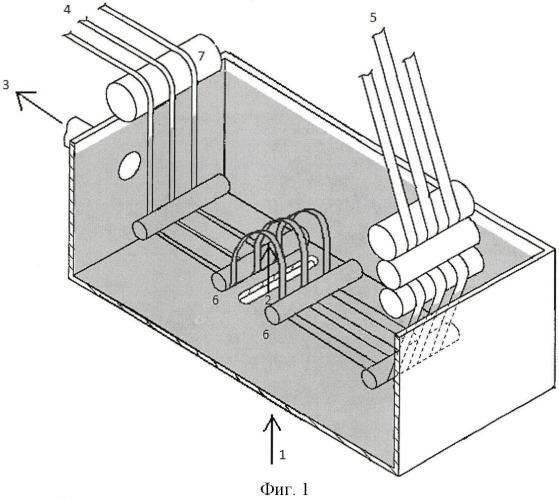 Устройство для разделения углеродных жгутов