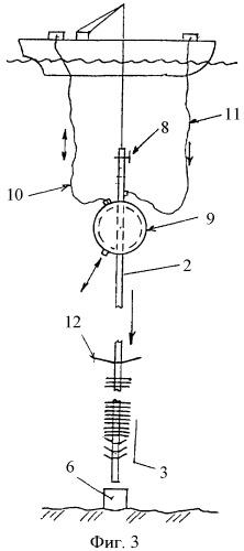 Заглушка для перекрытия аварийного отверстия трубопровода