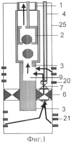 Насосная установка гарипова для одновременно-раздельной эксплуатации скважин (варианты)