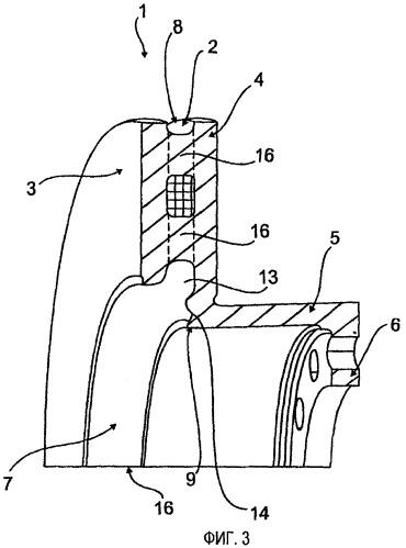 Вентилируемый тормозной диск для транспортных средств, в частности для транспортных средств промышленного назначения