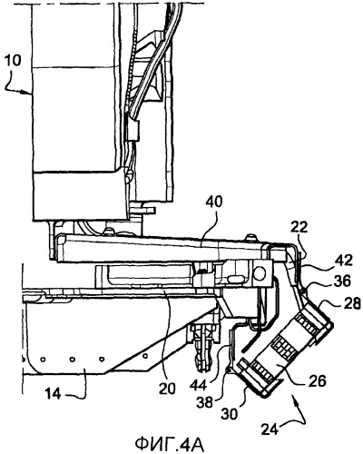 Устройство защиты и направления провода открывающегося окна кабины экипажа летательного аппарата