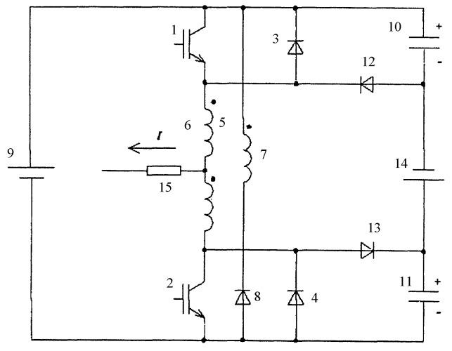 Транзисторный инвертор