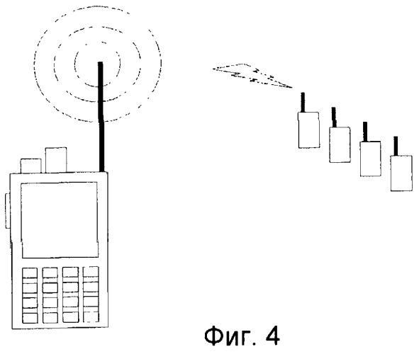 Способ реализации вызова конференцсвязи и динамического группирования на базе радиотелефона