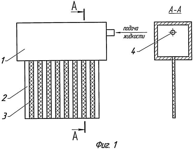 Щёточное устройство для обработки растений