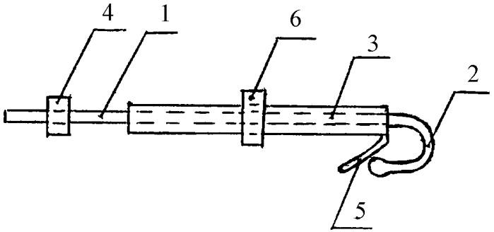 Способ фиксации капсулы при подвывихе хрусталика и инструмент для его осуществления