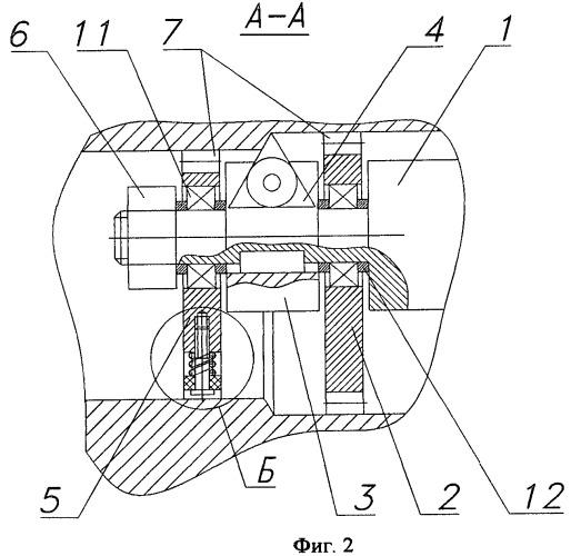 Резцовая головка для обработки внутренних цилиндрических поверхностей