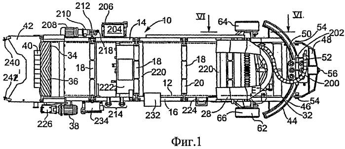 Система и способ рулевого управления состава колесных транспортных средств