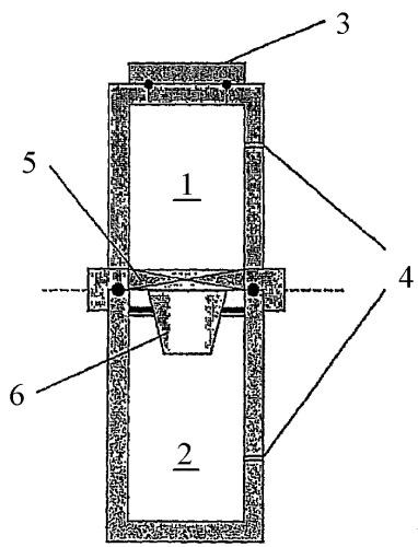 Способ и устройство для уплотнения текучих твердых веществ