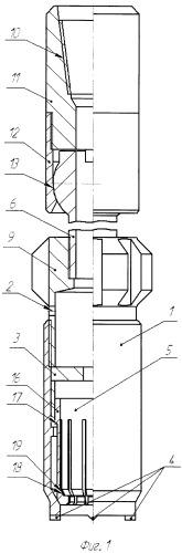 Устройство для извлечения оборудования из бокового ствола многозабойной скважины