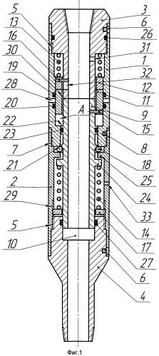 Циркуляционный клапан (варианты)