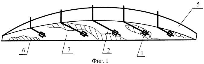 Способ разработки залежи нефти массивного типа с послойной неоднородностью