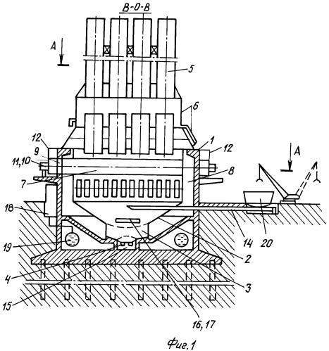 Ветрогенераторная тепловая электростанция - вгтэс
