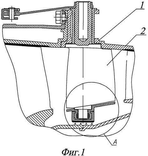 перепутаны направляющие аппараты компрессора