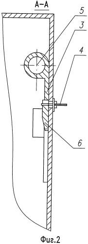 Способ открытия шибера и ручка для его осуществления