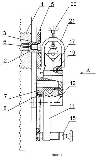 Комплекс для поверки и калибровки скважинных инклинометров