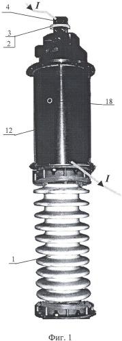 Измерительное устройство контроля тока в режиме реального времени в сетях высокого напряжения