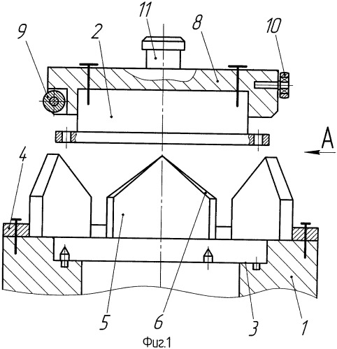 Механическое наводящее устройство
