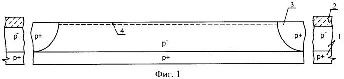 Способ изготовления свч ldmos транзисторов