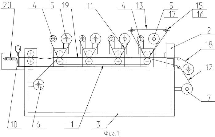 Способ изготовления электродов для электрохимического источника тока и устройство для его осуществления