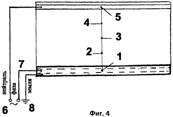 Безопасный гибкий электронагреватель