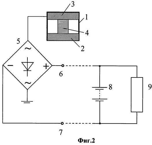 Устройство для использования энергии электростатического поля