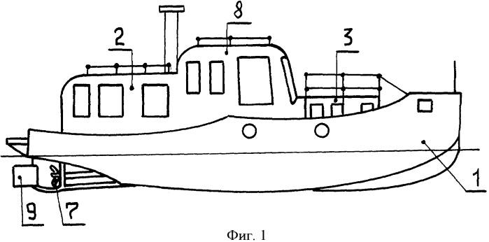 Моторное судно