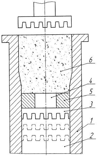 Способ непрерывного прессования расходуемых электродов для выплавки крупногабаритных слитков титановых сплавов