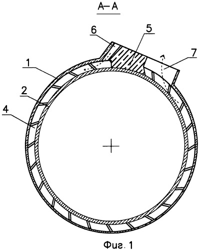 Роторная турбина