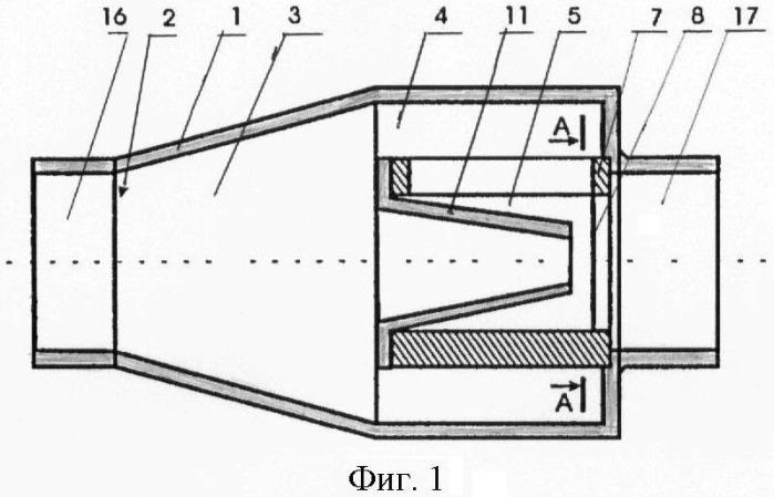 Средство для выхлопной системы двигателя внутреннего сгорания, оптимизирующее его работу