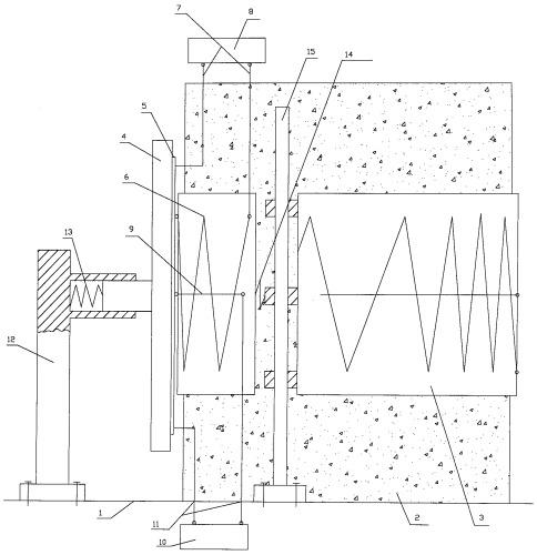 Датчик для измерения деформаций объекта