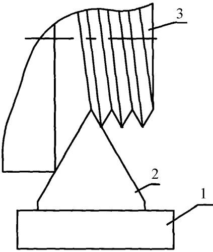 Способ механической обработки сложных поверхностей