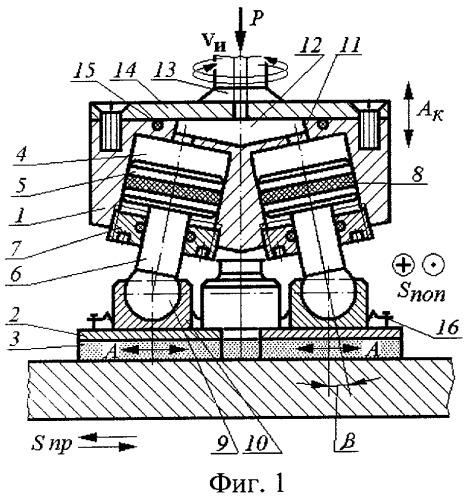 Способ алмазно-абразивной обработки плоских поверхностей