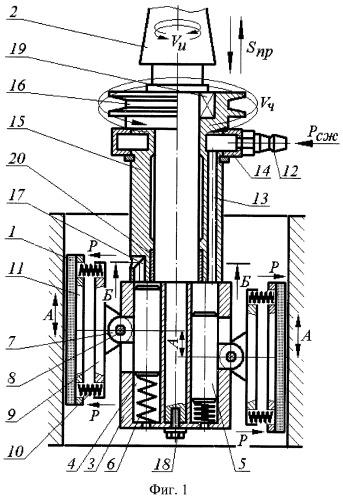 Устройство для вибрационного хонингования