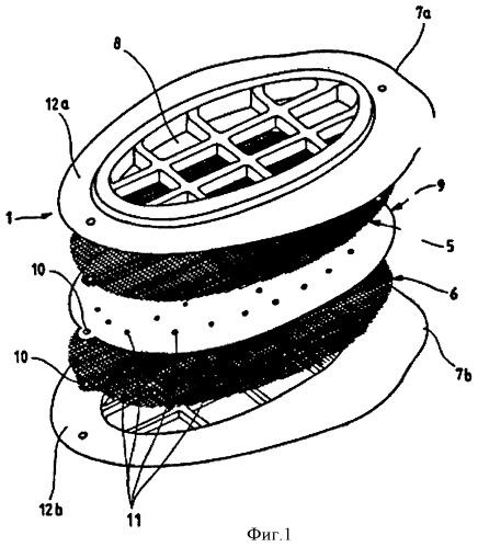 Самозакрывающаяся вентиляционная вставка (варианты), применение вентиляционной вставки (варианты) и способ ее изготовления